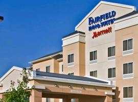 Fairfield Inn & Suites by Marriott Visalia Tulare, Tulare