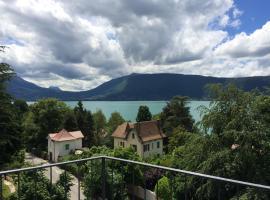 Appartement Bel Azur, Veyrier-du-Lac