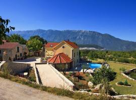 Unique Dalmatian house, Grabovac