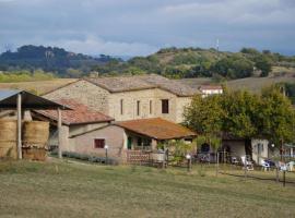 Perugia Farmhouse, San Sisto