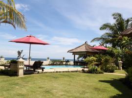 Villa Yasmine, Banjar