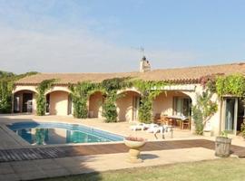 Villa Rousset, Rousset