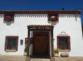 Casa Lucinio, Valhermoso de la Fuente