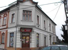 Centrum Panzió, Tolna