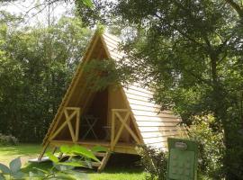 Camping L'Ilot des Marais, Le Langon