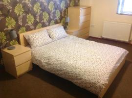 Kynren accommodation, Bishop Auckland