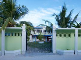 Aquaventure Manta Lodge, Atoll Addu