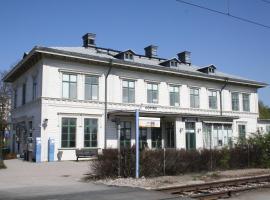 Hotell Lilla Station, Köping