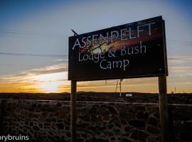 Assendelft Lodge and Bush Camp