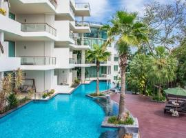The Sanctuary Wong Amat Condominium by Mr.Butler