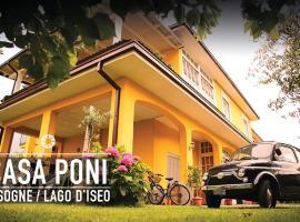 Casa Poni, Pisogne