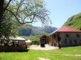 Hotel Kula Rosi, Gusinje