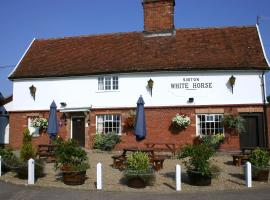 Sibton White Horse Inn, Saxmundham