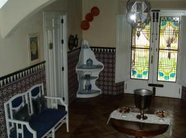 Alojamiento San Juan Bautista, Cazorla