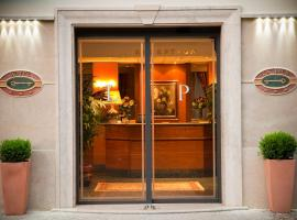 Hotel La Pace, Cassino