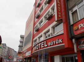 Buyuk Hotel, Kayseri