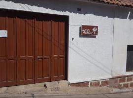 Hostelling Señor de las 3 Caidas, Sucre