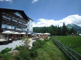 Hotel Kornock, Turracher Hohe