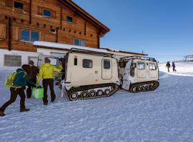 Berghütte Ski Maseben, Melag