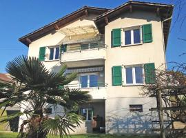 Apartment Chemin du Plan Belmont sur Lausanne, בלמון-סור-לוזאן