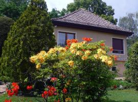 Holiday home Chemin de la Pralay Genthod, Bellevue