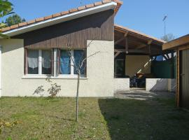 Holiday home Les Vacancieres Lacanau-Medoc, Лакано