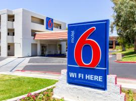 Motel 6 Phoenix Tempe - Priest Drive - Arizona State University