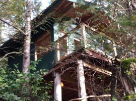 Strongwater Camping and Cabins, Egmont