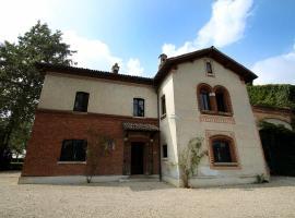 Villa Voghera Pavia, Rivanazzano