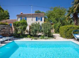 Villa Juricani 1, Materada