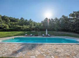 Villa Vocabolo Capareccia, Casemascie
