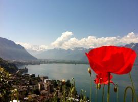Apartment Montreux, Montrė