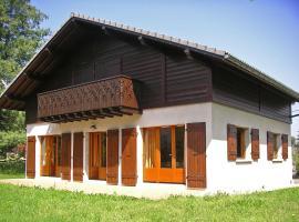 Holiday home Mendiaux Saint Gervais Les Bains