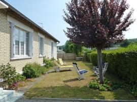 Holiday home Maison avec jardin Benerville sur mer, Bénerville-sur-Mer