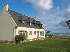 Holiday home Saint Gonveld Landunvez, Landunvez
