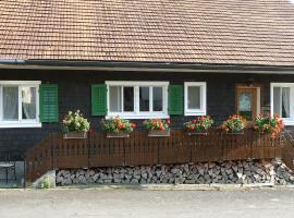 Holiday home Gramsen Hellbuhl/Ruswil, Hellbühl