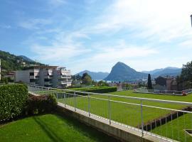 Apartment Panorama Park Pregassona, Lugano