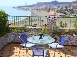Holiday home Balcon de Malaga 17 Rincon de la Victoria, Кала-дель-Мораль