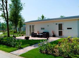 Villa DroomPark Buitenhuizen 4, Santpoort-Noord