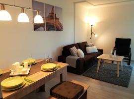 Apartment D&P, Augsburg