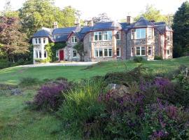 Glencanisp Lodge, Lochinver