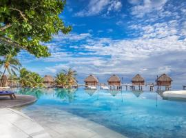 Manava Beach Resort & Spa Moorea, Maharepa