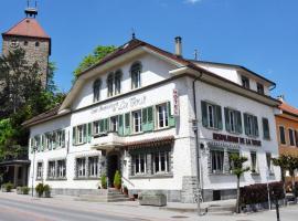 Hôtel-Restaurant de la Tour, Bulle