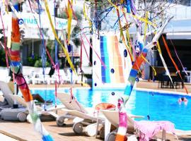 Delfi Hotel Spa & Wellness Center, Bodrum City