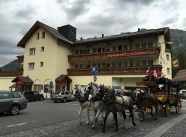 Alpenhotel Schlüssel, Andermatt