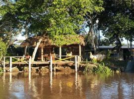 Pousada Pantanal Norte, Barão de Melgaço