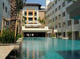 Bali Wood Property at Aston Kuta Residence, Kuta