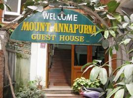 Mount Annapurna Guest House, Kathmandu