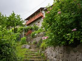 Casa Bergnach, Topolo