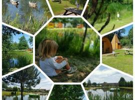 camping heidekamp, Versmold